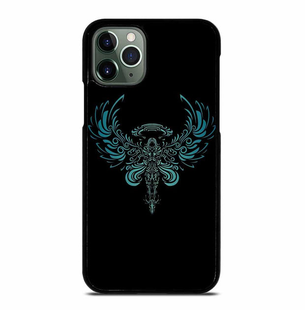 ANGEL WINGS TRIBAL AZTEC iPhone 11 Pro Max Case