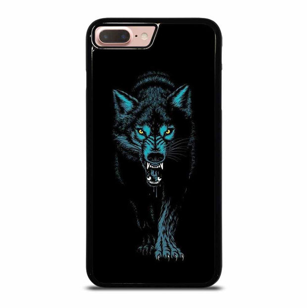 ANGRY WOLF iPhone 7/8 Plus Case
