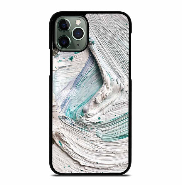 ARTISTIC COLOR BRUSH STROKES iPhone 11 Pro Max Case