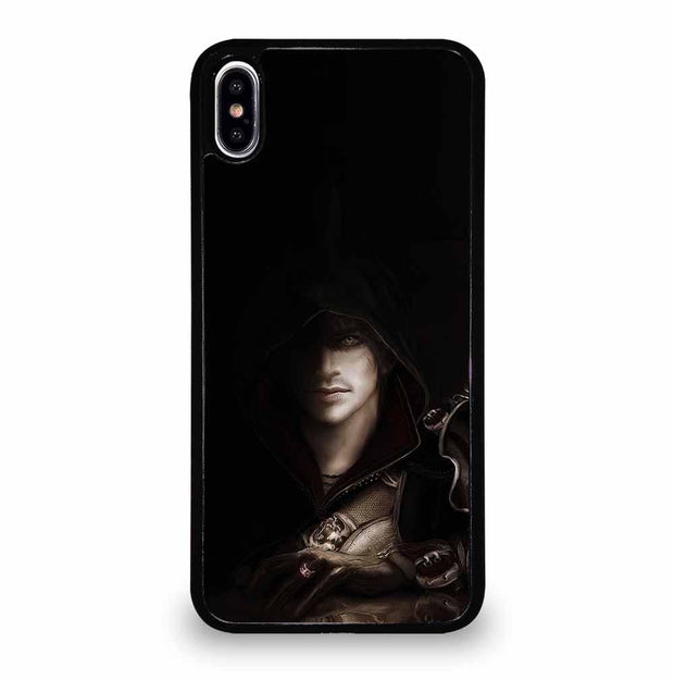 ASSASSIN'S CREED II ON DARK iPhone XS Max Case