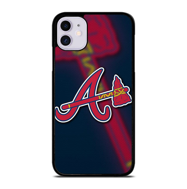ATLANTA BRAVES LOGO iPhone 11 Case