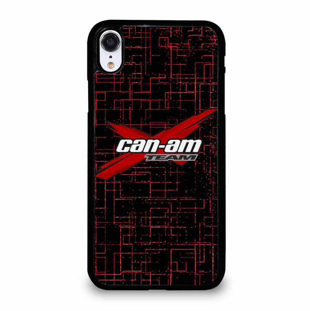 ATV CAN AM LOGO iPhone XR Case