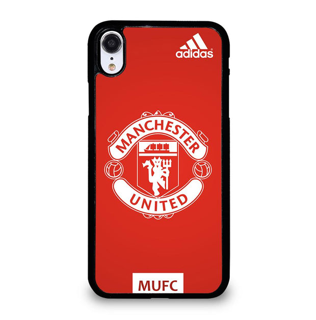 Adidas Manchester United iPhone XR Case