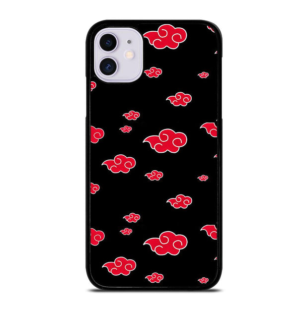 Akatsuki Clouds Naruto iPhone 11 Case