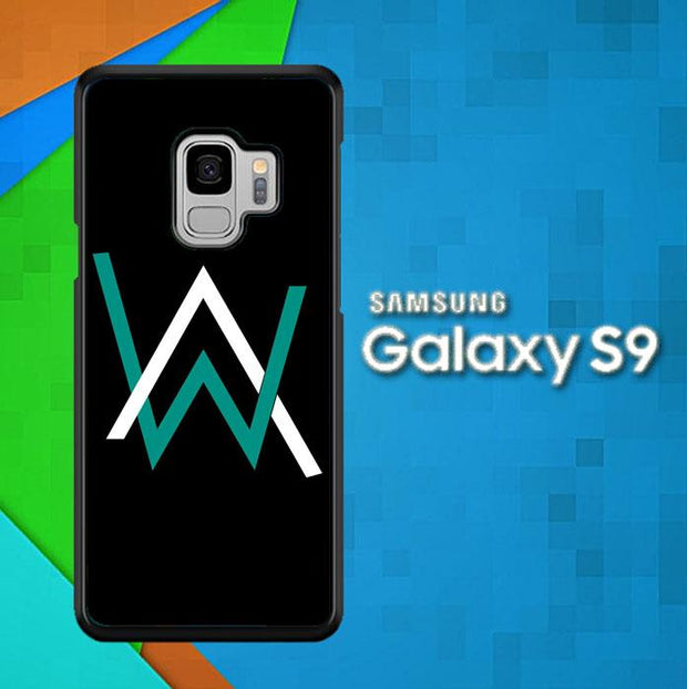 Alan Walker X4459 Samsung Galaxy S9 Cover Cases