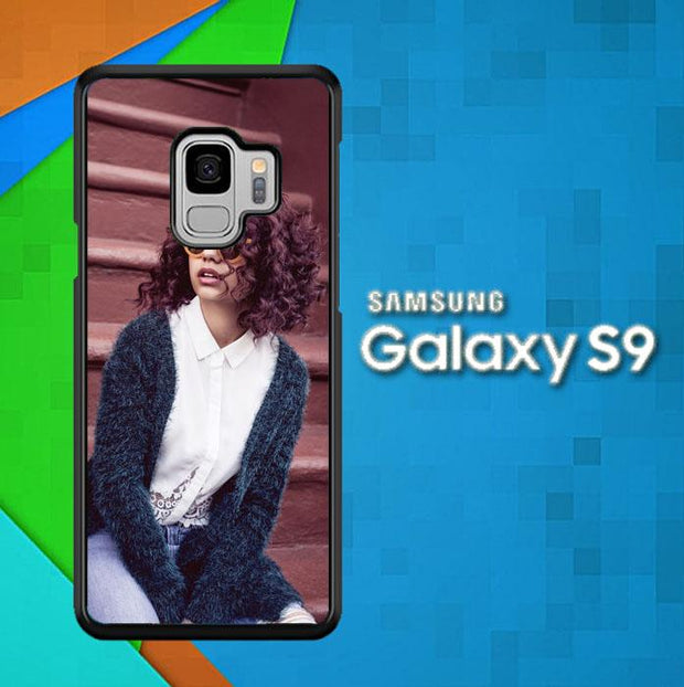 Alessia Cara Singer L1192 Samsung Galaxy S9 Cover Cases