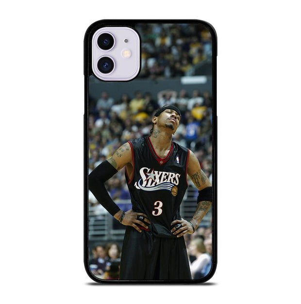 Allen Iverson NBA iPhone 11 Case