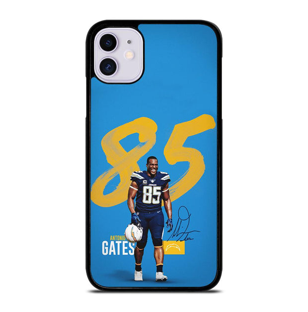 Antonio Gates Los Angeles Chargers iPhone 11 Case