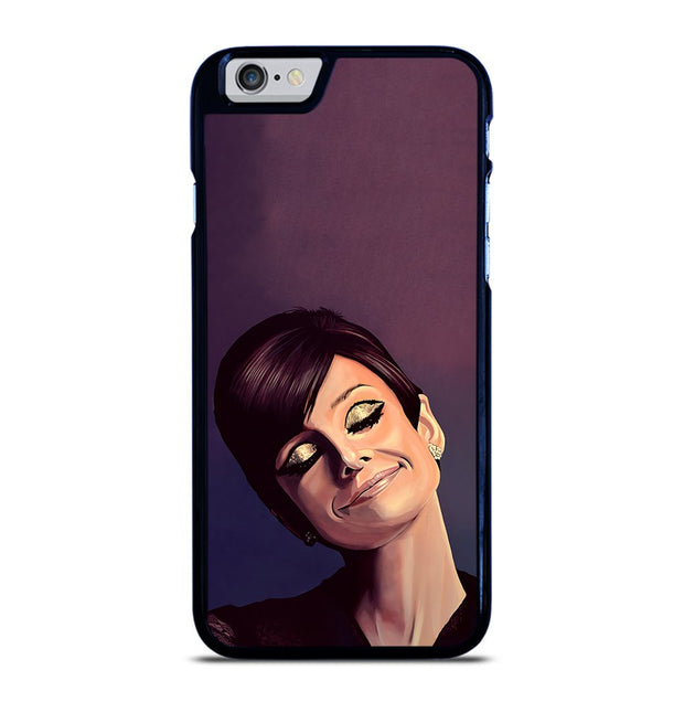 Audrey Hepburn Painting iPhone 6 / 6s Case