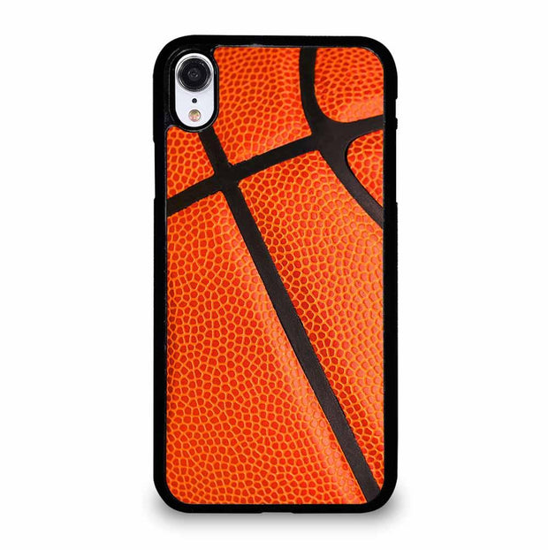 BASKETBALL TEXTURED iPhone XR Case