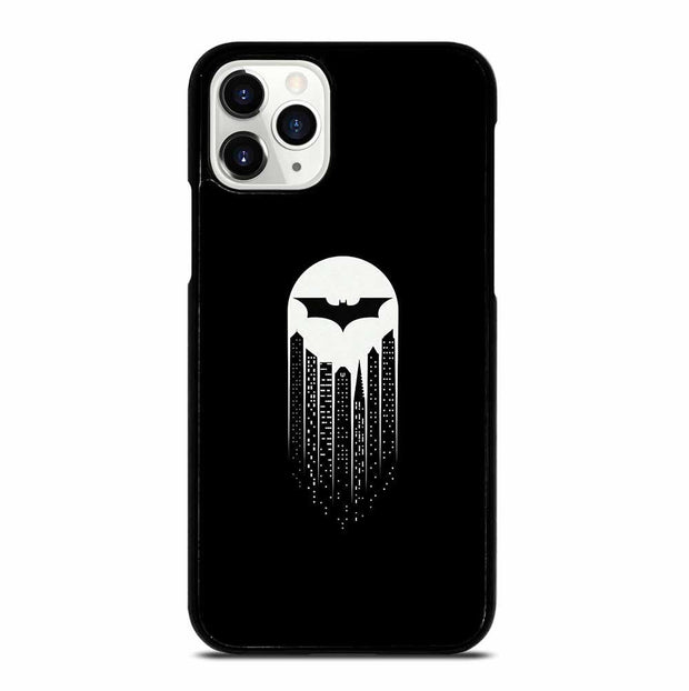 BATMAN SYMBOL BLACK AND WHITE iPhone 11 Pro Case