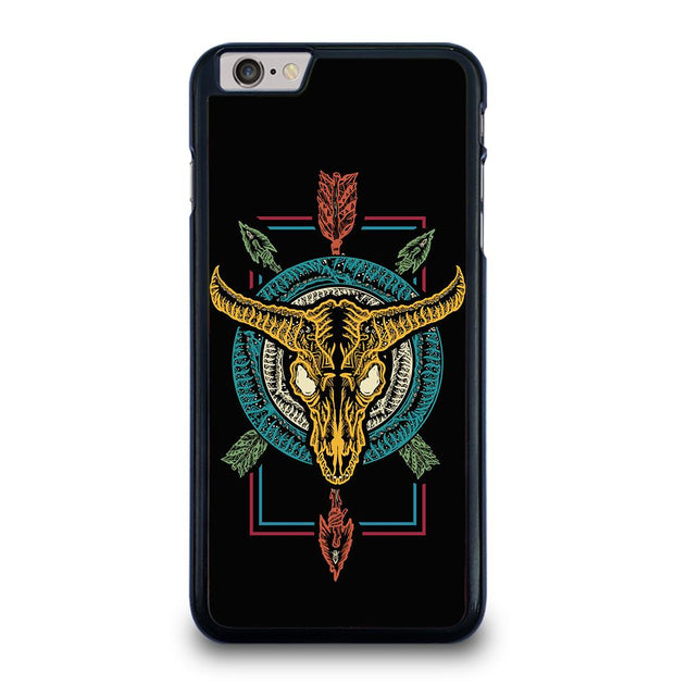 BISON SKULL ARROWS iPhone 6 / 6S Plus Case