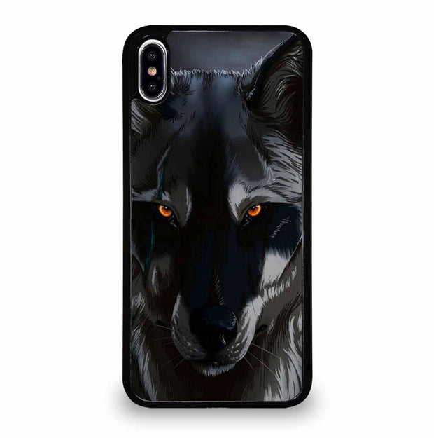BLACK FOX iPhone XS Max Case