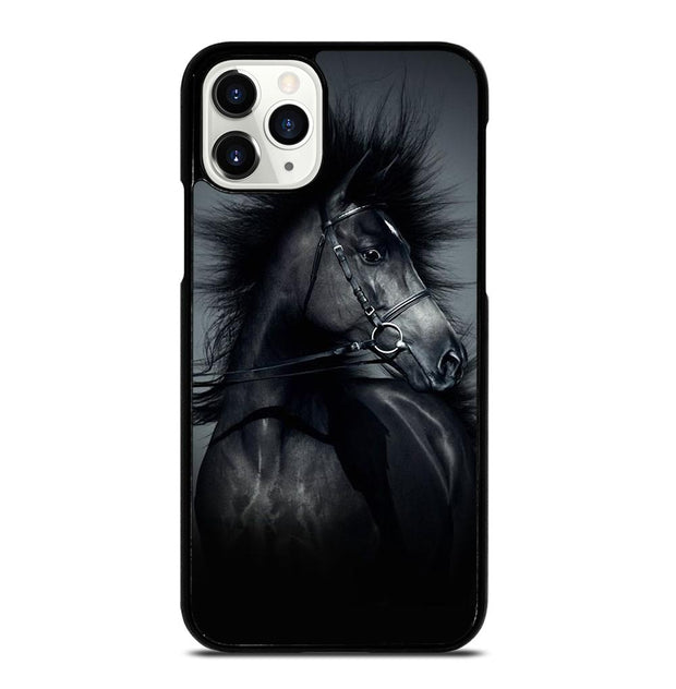 BLACK HORSE iPhone 11 Pro Case