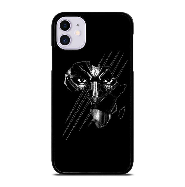 BLACK PANTHER FACE iPhone 11 Case