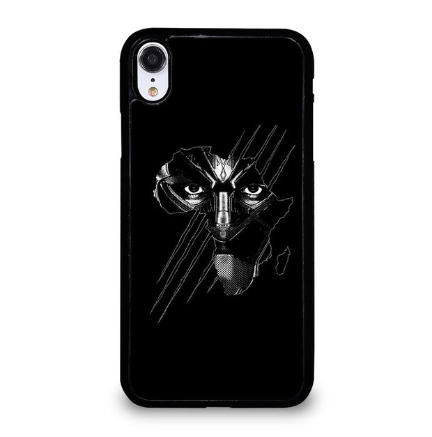BLACK PANTHER FACE iPhone XR Case