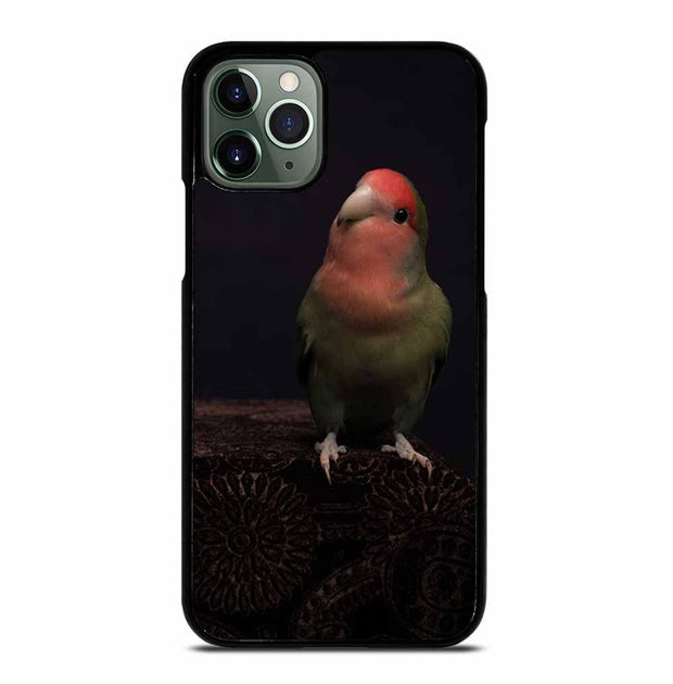 BLACK PARROT SPECIES iPhone 11 Pro Max Case