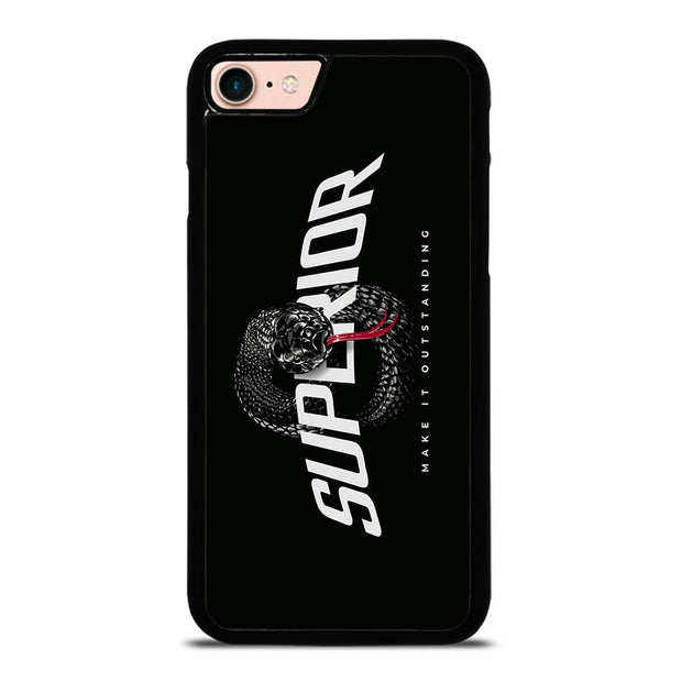 BLACK SNAKE SUPERIOR iPhone 7 / 8 Case Cover