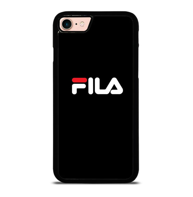 BLACK WHITE FILE LOGO iPhone 7 / 8 Case Cover