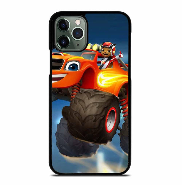 BLAZE AND THE MONSTER MACHINES iPhone 11 Pro Max Case