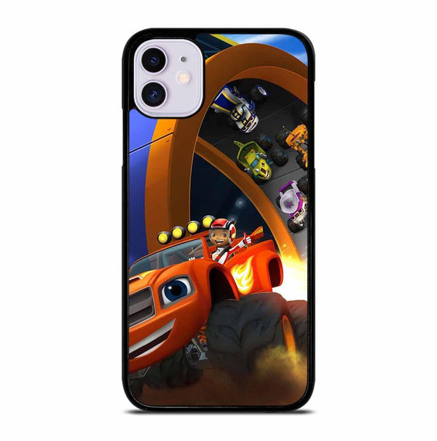 BLAZE MONSTER TRUCK iPhone 11 Case
