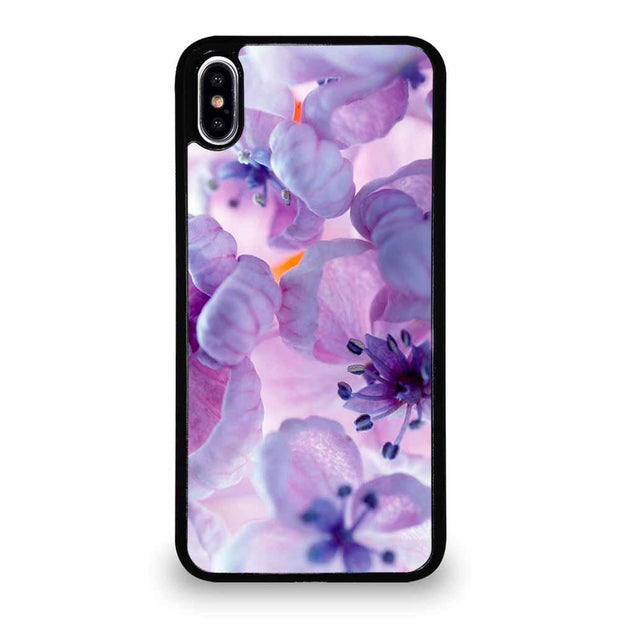 BLOOMING FLOWER PLANTS iPhone XS Max Case