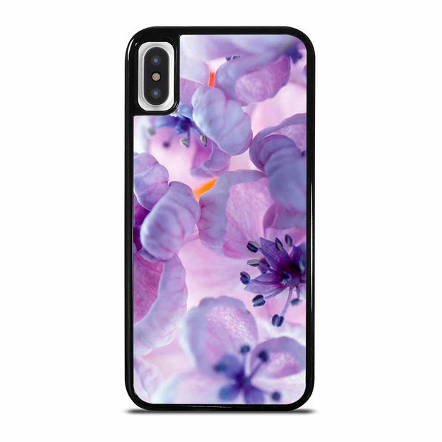 BLOOMING FLOWER PLANTS iPhone X/XS Case