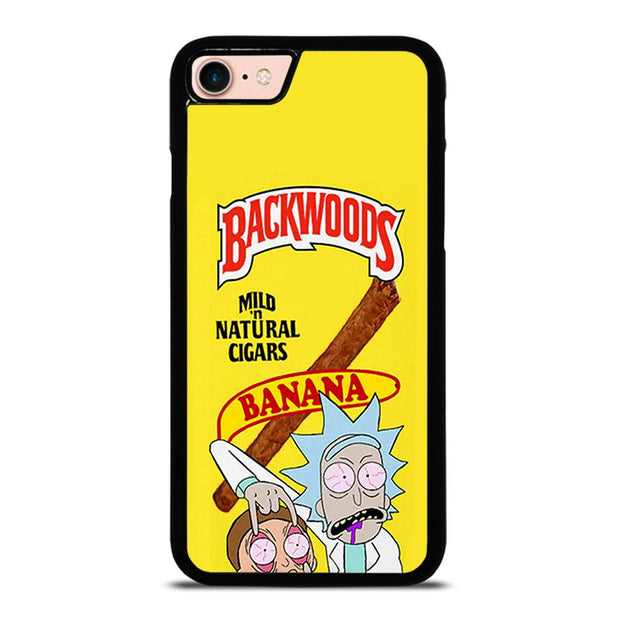 Backwoods Rick And Morty iPhone 7 / 8 Case Cover