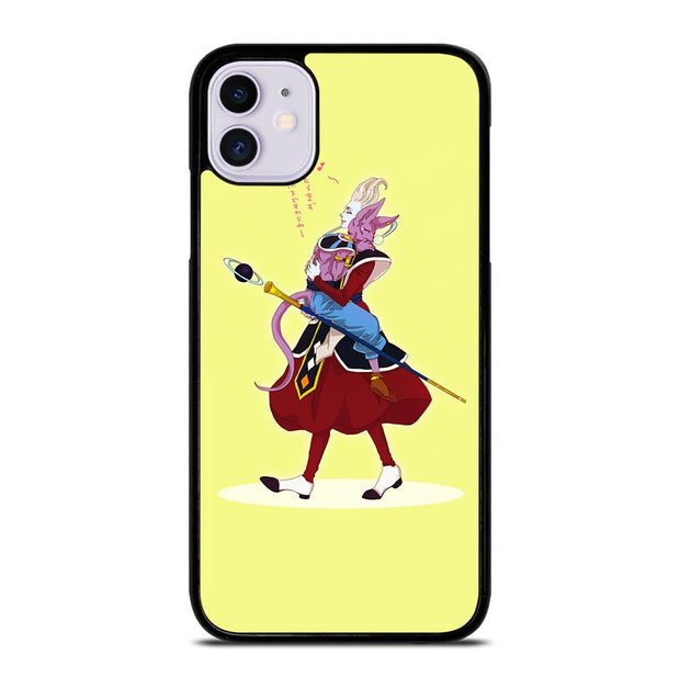 Beerus And Whis iPhone 11 Case