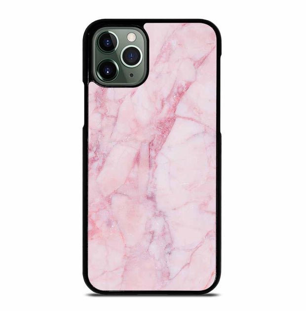 PINK MARBLE TEXTURE iPhone 11 Pro Max Case