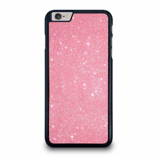 PINK SPARKLE GLITTER iPhone 6/6S Plus Case