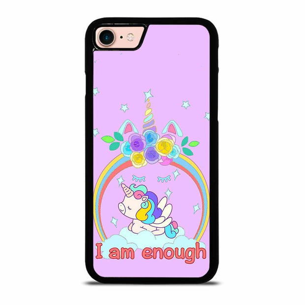 PINK UNICORN FLYING iPhone 7 / 8 Case
