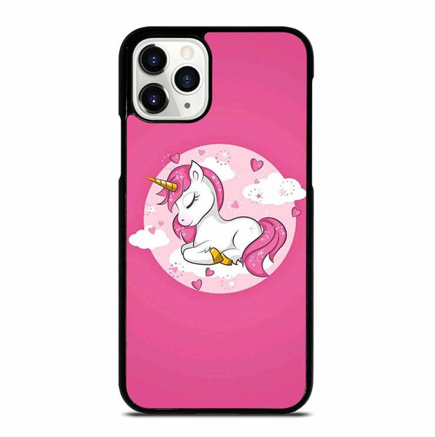 PINK UNICORN iPhone 11 Pro Case