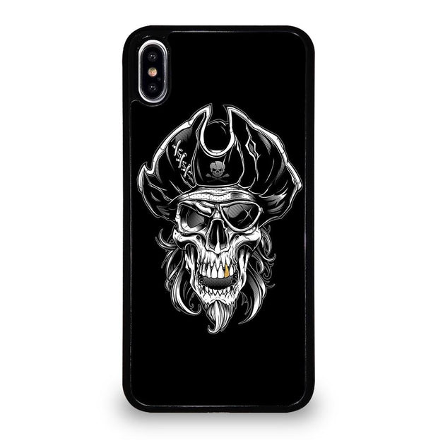 PIRATES SKULL iPhone XS Max Case
