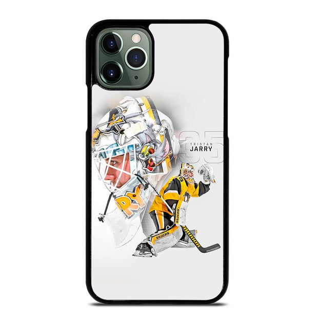 PITTSBURGH PENGUINS TRISTAN JARRY iPhone 11 Pro Max Case