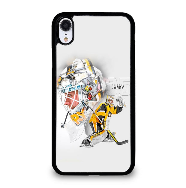 PITTSBURGH PENGUINS TRISTAN JARRY iPhone XR Case