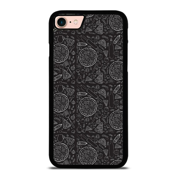 PIZZA PATTERN SLICES iPhone 7 / 8 Case