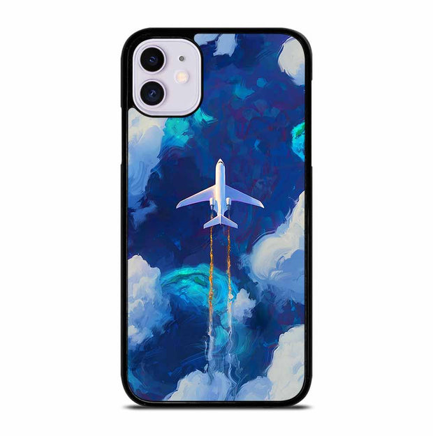 PLANE SKY iPhone 11 Case Cover