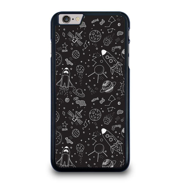 PLANETS SPACE iPhone 6 / 6s Plus Case Cover