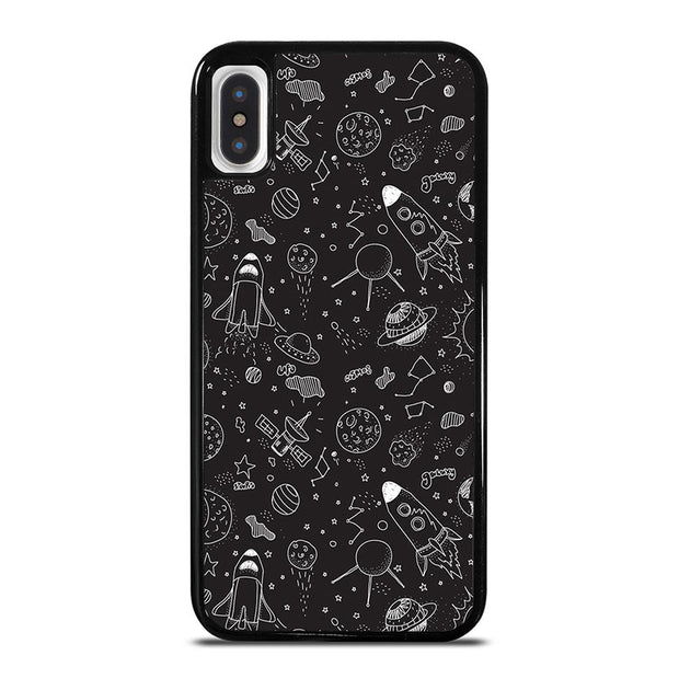 PLANETS SPACE iPhone X / XS Case