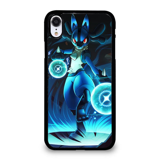POKEMON LUCARIO iPhone XR Case