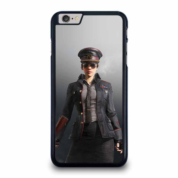 POLICE PUBG PLAYER iPhone 6/6S Plus Case