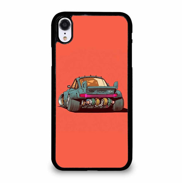 PORSCHE 911 ILLUSTRATION iPhone XR Case