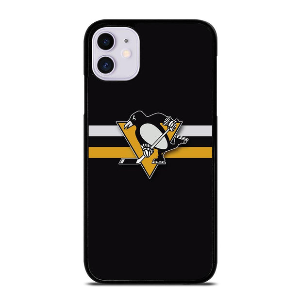 Pittsburgh Penguins Logo iPhone 11 Case