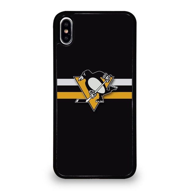 Pittsburgh Penguins Logo iPhone XS Max Case