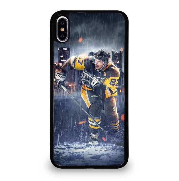 Pittsburgh Penguins Sidney Crosby iPhone XS Max Case