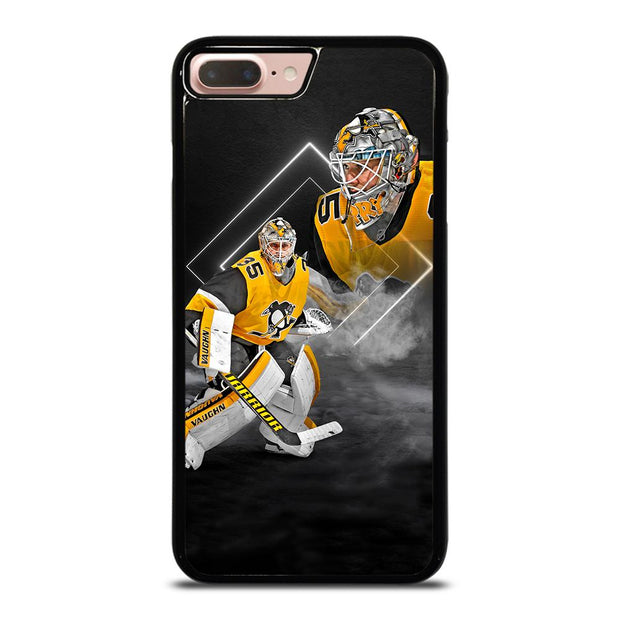 Pittsburgh Penguins Tristan Jarry Poster iPhone 7 / 8 Plus Case