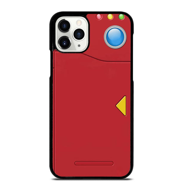 Pokedex Pokemon iPhone 11 Pro Case