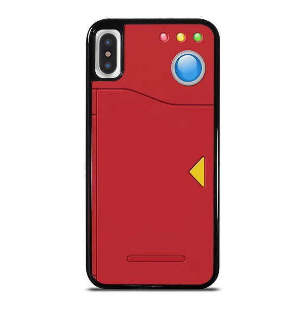Pokedex Pokemon iPhone X / XS Case Cover