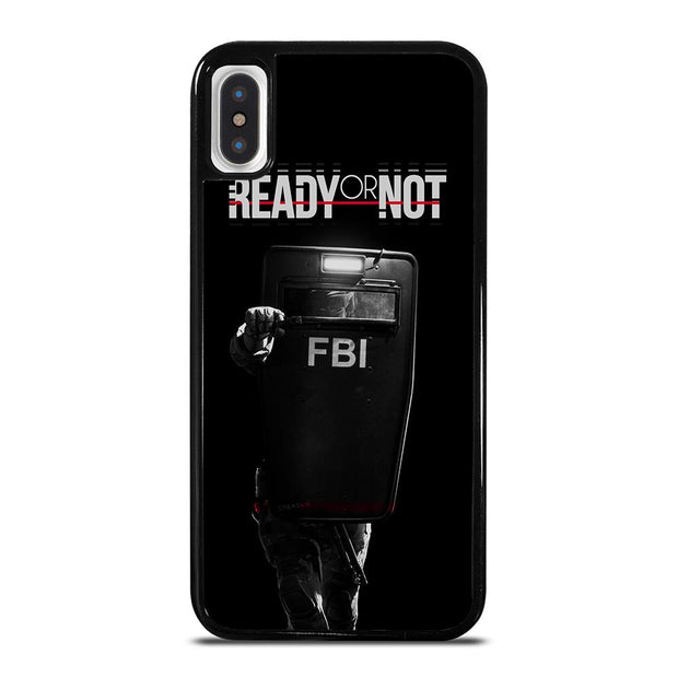 Police Shield iPhone X / XS Case